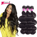 4 Bundles Brazilian Body Wave Human Hair Weave Brazilian Virgin Hair Body Wave Brazilian Hair Weave Bundles Queen Hair Products