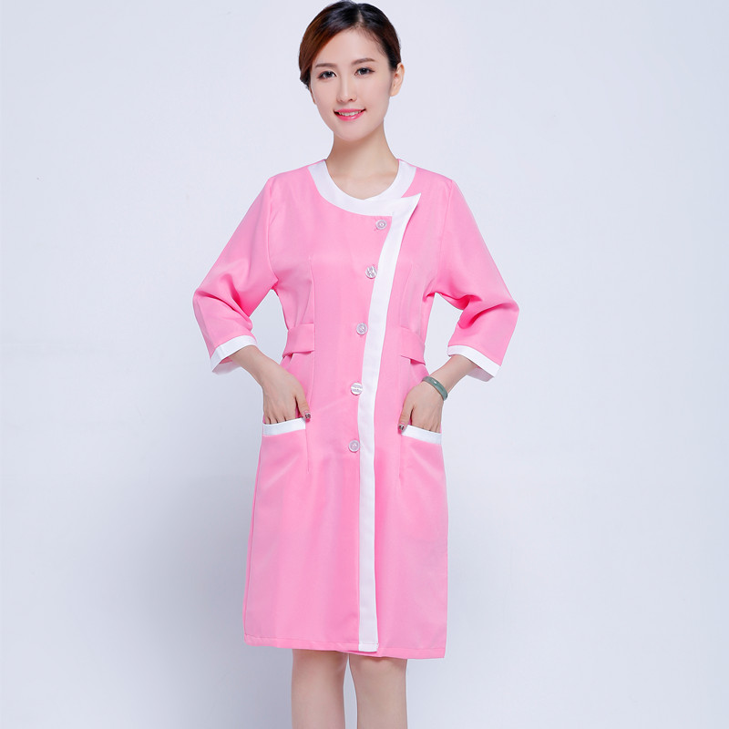 Online buy wholesale spa uniform from china spa uniform for Spa uniform wholesale