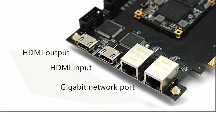 Xilinx Fpga Artix7 Artix-7 Scheda di Sviluppo XC7A100T 8Gb DDR3 E Xilinx Platform Cable Usb Programmatore AX7102 AX7103