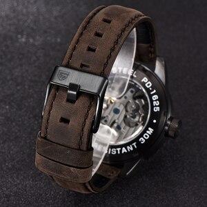 Image 3 - PAGANI DESIGN Men Watch Fashion Luxury Brand Automatic Mechanical Watch Men Waterproof Tourbillon Sports Clock Relogio Masculino