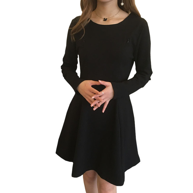 Elegant Maternity Nursing Dress Fashionable Maternity Clothes Mother