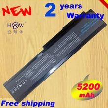 HSW  A32 N61 Battery for Asus N61 N61J N61D N61V N61VG N61JA N61JV M50s N43S fast shipping