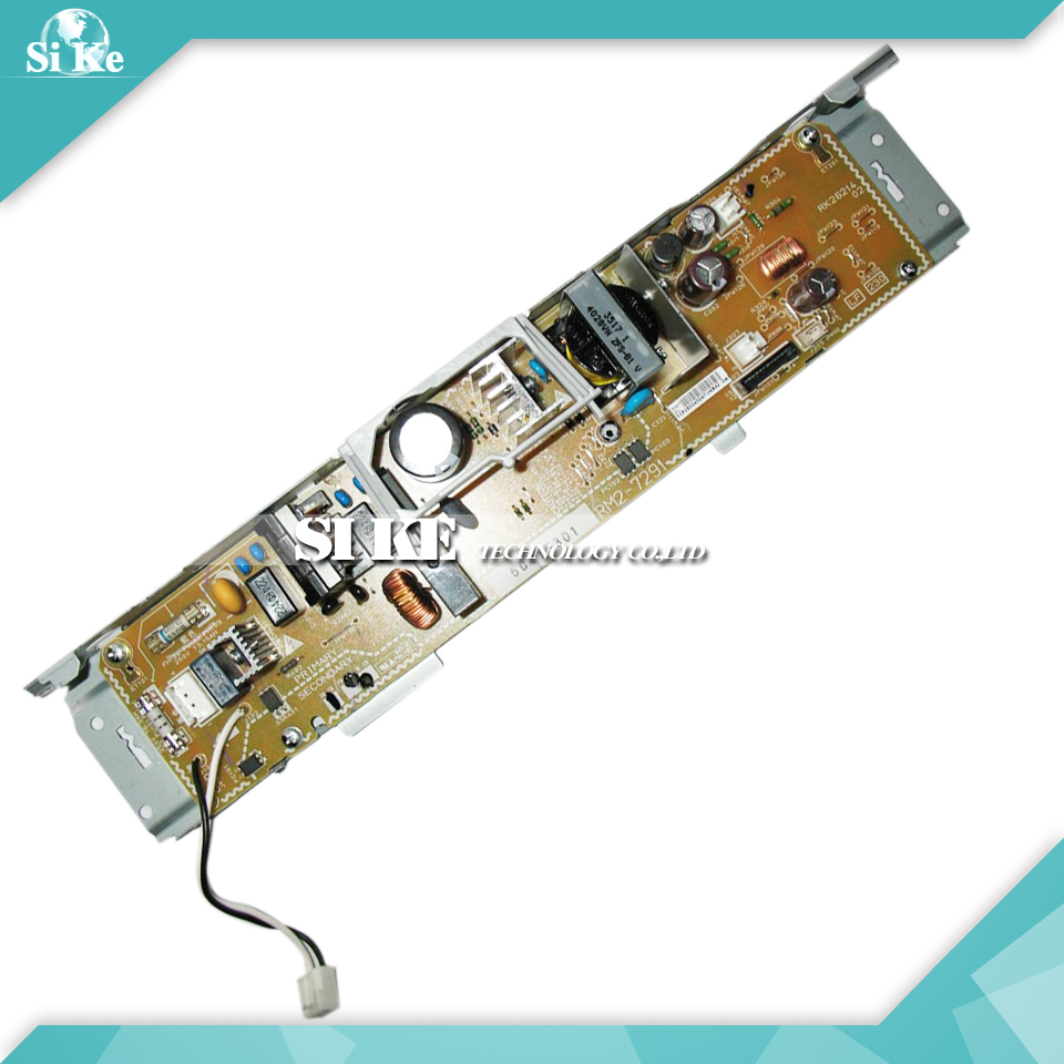 LaserJet  Engine Control Power Board For HP M176 M176N 176 176N M177 M177FW 177 RM2-7291 RM2-7290 Voltage Power Supply Board kls s320bci m high voltage board