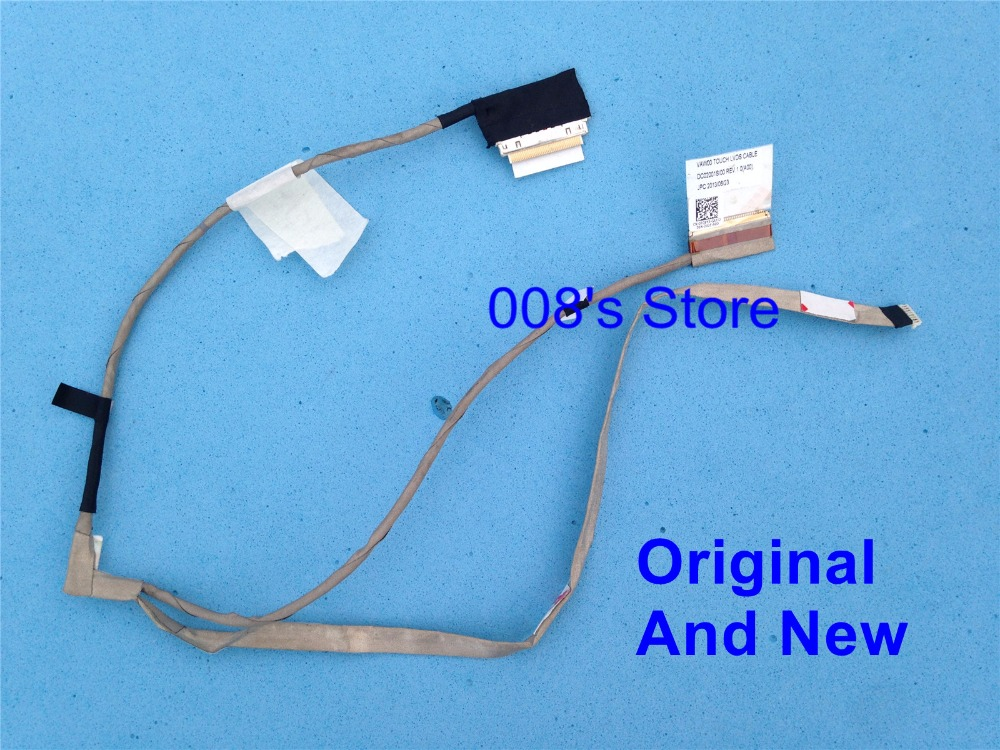 Band New Original VAW00 TOUCH LVDS CABLE LCD For DELL INSPIRON 15R 3521 3537 3737 5521 5535 5537 5737 DC02001SI00 CN-0TC8Y3