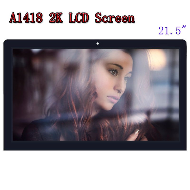 New original LM215WF3 SD D5 D1 D3 For imac 21.5 A1418 661 7109 LCD Screen Assembly with Glass 2017 MMQA2 All in one computer