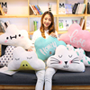 1pc 55cm 30cm Soft Cute Plush Clouds Pillow Stuffed Plush Clouds Cushion Pillow Home Decoration Kids