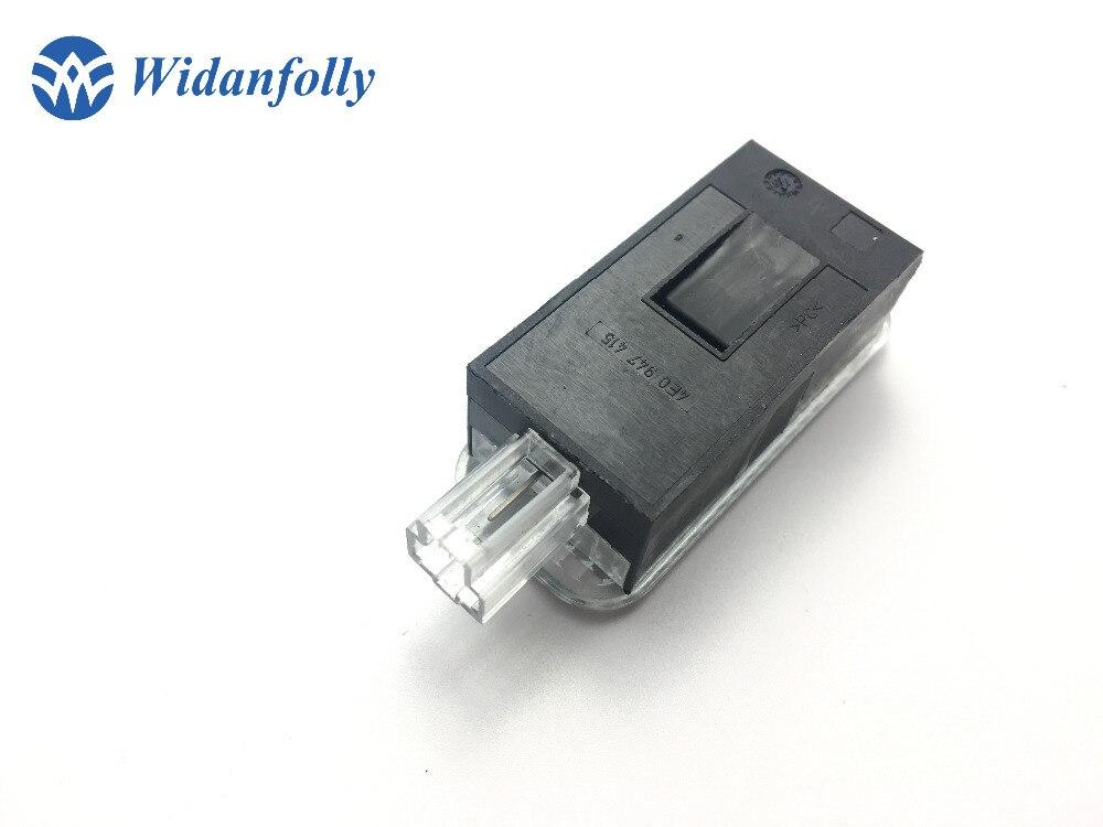Widanfoly 1 комплект автомобильная светодиодная лампа и кабель для Passat CC Q3 Q5 Q7 A7 A3 S3 A4 S4 A6 S6 A8 Rapid 4E0947415 4E0 947 415