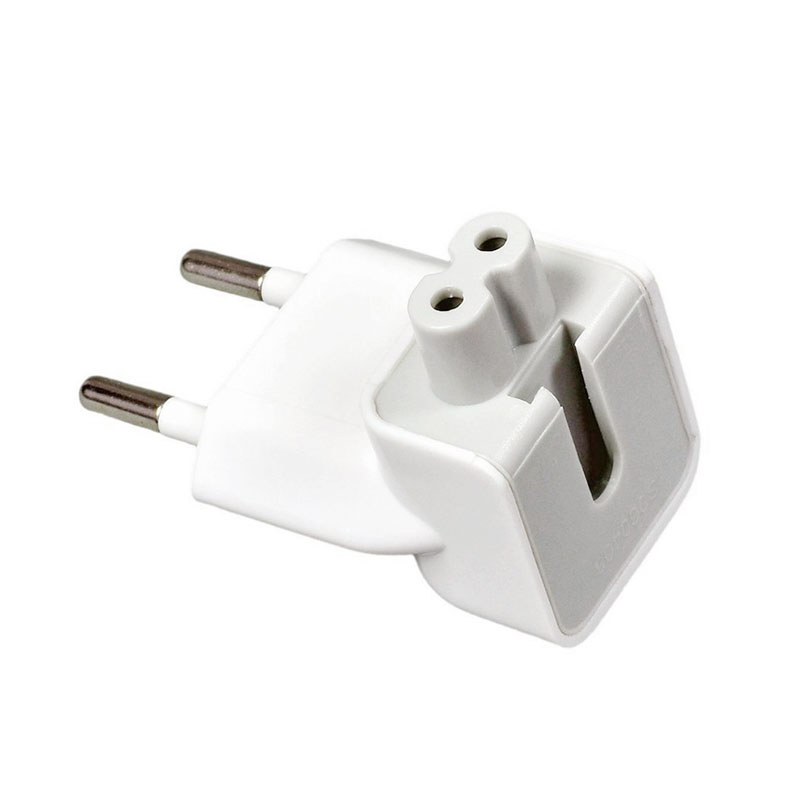 US To EU Plug Travel Charger Converter Adapter For Apple MacBook Pro / Air / IPad/ IPhone Car Styling
