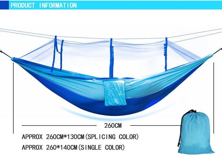Ultralight Bug Net Hammock Tent