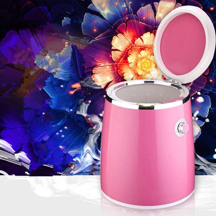 Mini Washing Machine Underwear Dry Machine Function Semi-automatic Monocular Washer 3kg Baby Clothes Portable Washing Machine