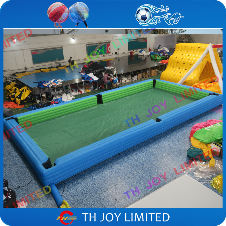 soccer table billiards snookball inflatable pool