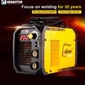 Новый Электрический дуговой сварочный инвертор  Электрический сварочный аппарат 200A IP21S  дуговой сварочный инвертор  сварочный аппарат