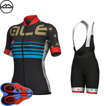 Summer Breathable Women Mountian Bike Clothing Quick Dry Bicycle Clothes Ropa Ciclismo Girls Cycling Jersey Set