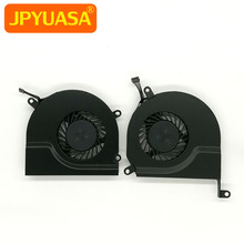 Фирменная Новинка Процессор кулер вентилятор охлаждения для Macbook Pro 15 «A1286 2009 2010 2011 2012 MG62090V1-Q030-S99 MG62090V1-Q020-S99