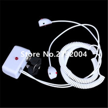 10pcs/lot Retail store cell phone security device with alarm