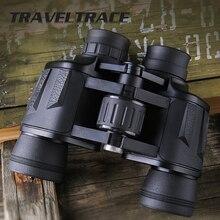 Powerful Telescope 8X40 Professional Binoculars for Hunting Optics Objective Lens Eyepiece Portable Outdoor Waterproof HD Scope shooin red fiber optics 8x40 eyepiece focus rifle scope m5322