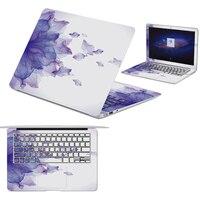 Máy tính xách tay Sticker Bìa đối Xiaomi Mi Air 12 13 Vinyl Decal Skin đối với MacBook Air Pro Retinq 12.5 13.3 15 Laptop Skin