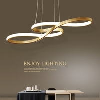 LED pendant light modern and fashion dimmable LED cord pendant lamps suitable for all rooms musical character pendant lighting