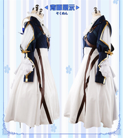 Japanese Anime Violet Evergarden Cosplay Costume Daily Suits Custom Made Hot Sale Dress