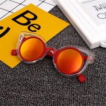 """MX DMY детские солнцезащитные очки для девочек брендовые солнцезащитные очки """"кошачий глаз"""", детские очки для мальчиков и UV400 объектив Детские солнцезащитные очки Симпатичные очки оттенки очки"""