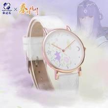 China anime Yinyang Quartz Watch Waterproof Women Yin Yang rose gold wrist watches Christmas New Year Comics Gift