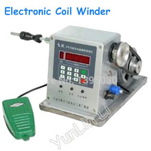 CNC Electronic Winding Machine Coil Winder with Diameter 0.03 -1.80mm Coil Winding Machine FY-730