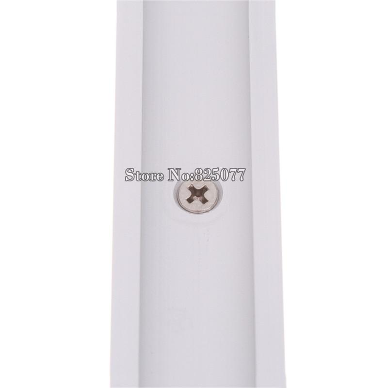 Купить с кэшбэком 4PCS Length 300mm/400mm/500mm/600mm/800mm Standard Aluminium T-track Woodworking T-slot Miter Track/Slot For Router Table