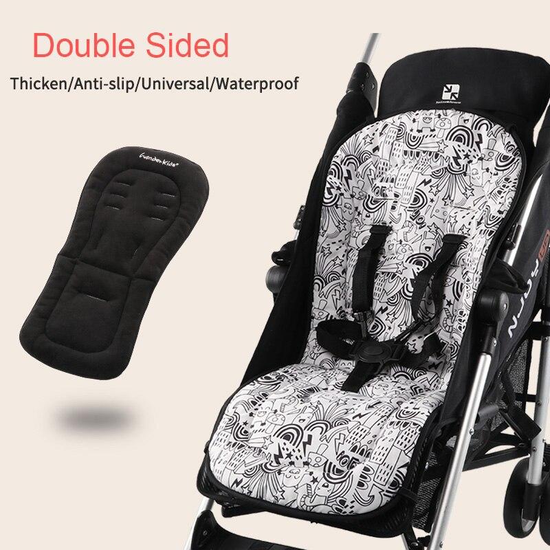 Poduszka na poduszkę dla dziecka do wózka dziecięcego. Uniwersalna - Aktywność i sprzęt dla dzieci - Zdjęcie 3