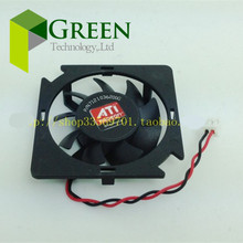 POWER LOGIC DC12V 1.2W  for ATI AMD HD5450 XFXGeforce210 Graphics Card Fan PLA04710S12M 2pin