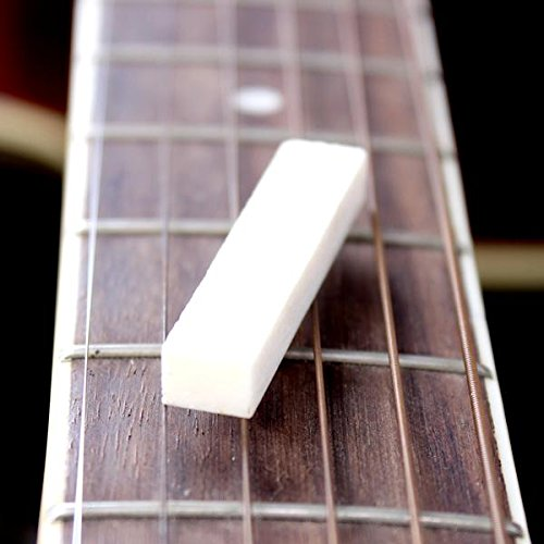 Quality Bone Head Nut for Classical Guitar Acoustic Strings