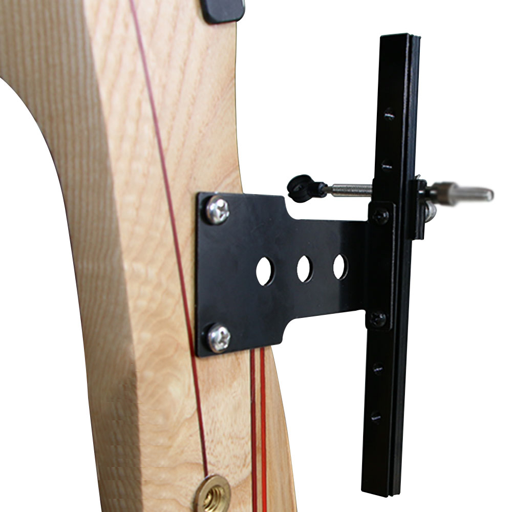 A Bow Sight voor Take Down Bow Wood Recurve Bow Boogschieten Hunting - Jacht - Foto 5