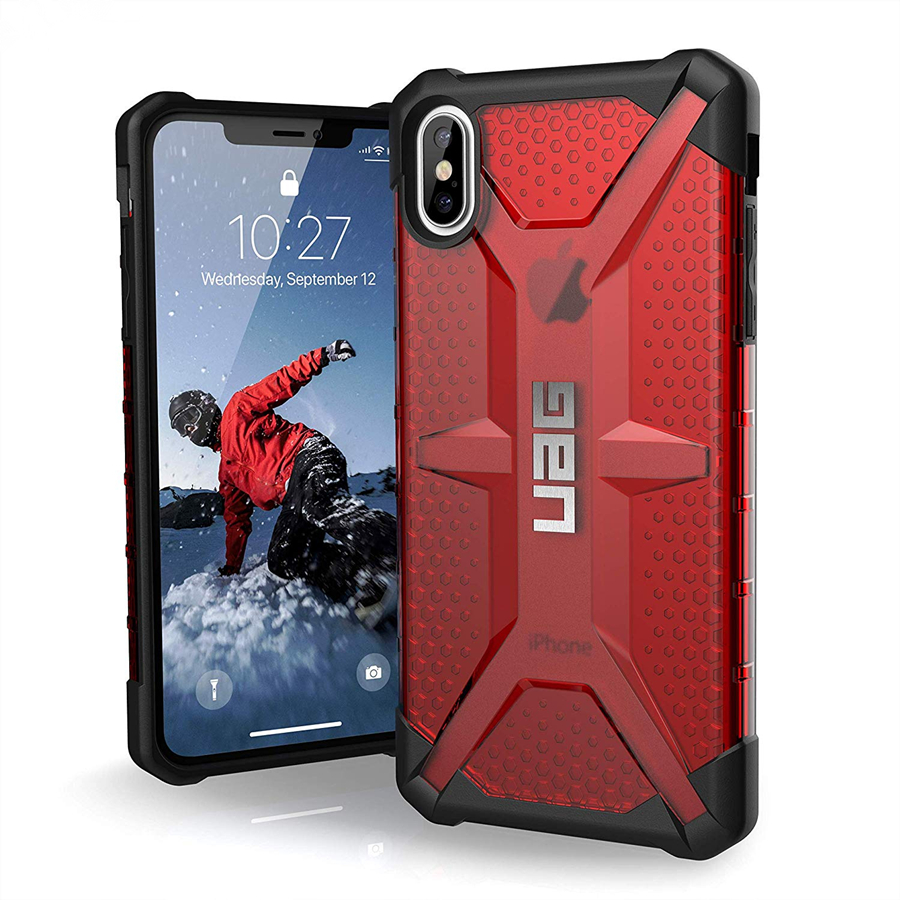 Plasma Series Case For Apple iPhone XR [6.1-inch Screen] Feather-Light Rugged Three Layer Protect CasePlasma Series Case For Apple iPhone XR [6.1-inch Screen] Feather-Light Rugged Three Layer Protect Case