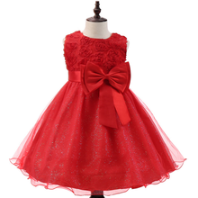 2019 Summer New Girls Dress Baby Princess Mesh  Dress Tutu Child Flower Vestido Children Clothing Baby Costume 2019 summer new girls dress baby princess mesh dress tutu child flower vestido children clothing baby costume