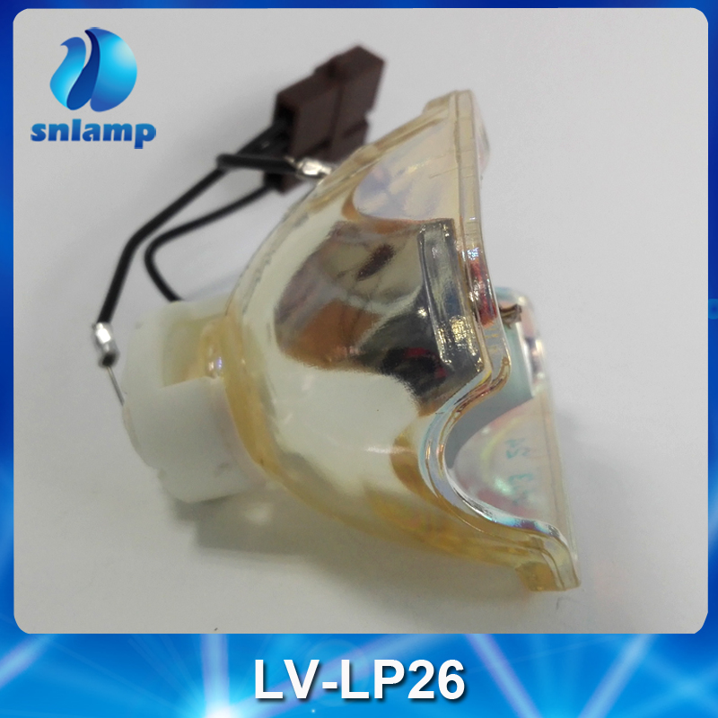 ФОТО LV-LP26 Compatible Projector Lamp bulb for LV-7250 / LV-7260 / LV-7265