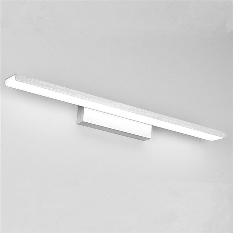 41 cm 16 w specchio del bagno minimalista lampada da parete luci led bath make up
