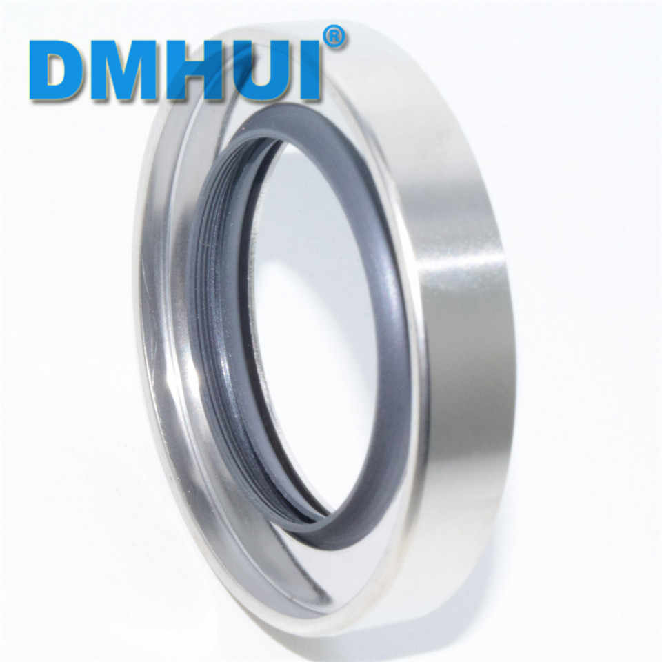 China DMHUI 37*51*10/ 37x51x10 rotary screw air compressor stainless steel  PTFE oil seals Double Lips ISO 9001:2008 37*51*10mm