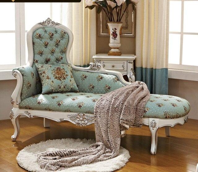 De Home Master Europese Koninklijke Stoel Nieuwe Klassieke Chaise ...