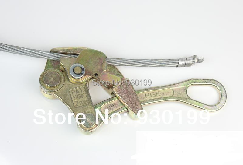 Steel Wire Grip, Cable Grip, Wire Pulling Grips 1Ton for 2.5~16mm ...