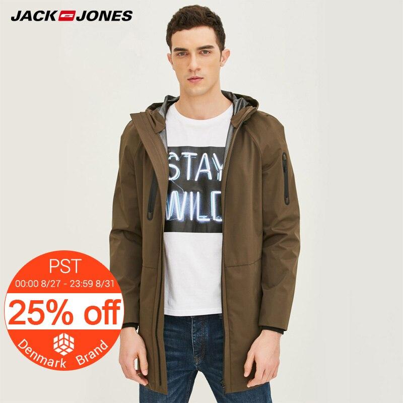 Abrigos jack jones hombre