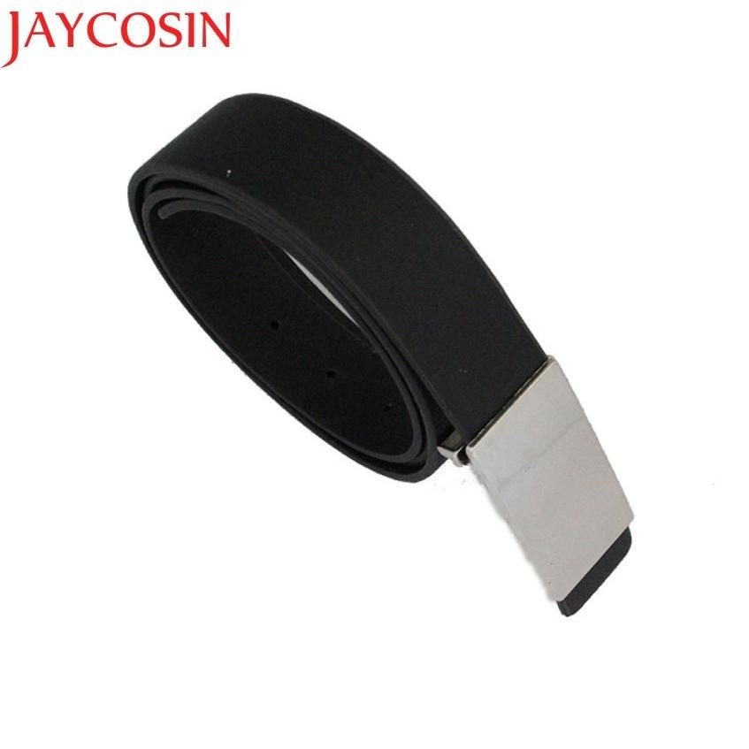 JAYCOSIN Marketing Hommes Femmes Automatique Boucle En Cuir Taille Sangle  Ceintures Boucle Ceinture Drop Shipping 0105094911f