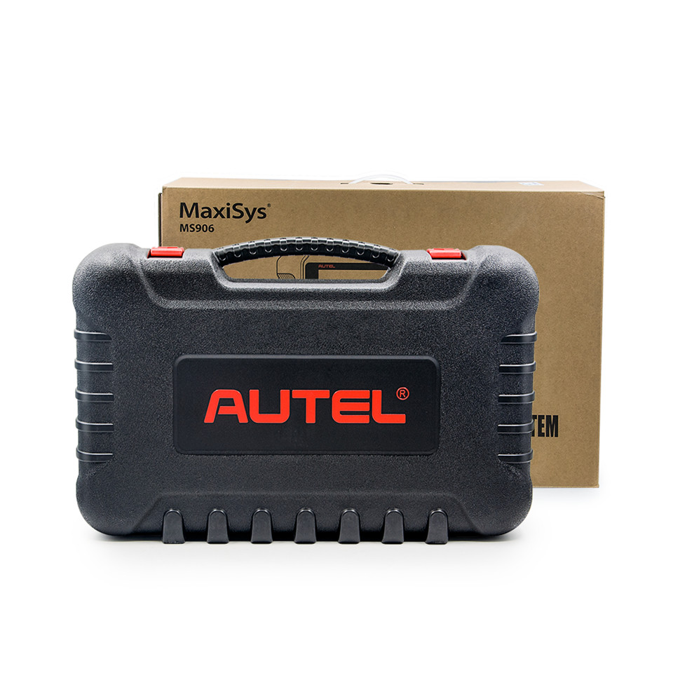 2017 New Autel MaxiSYS MS906 8″ Android 4.0 Automotive Diagnostic Scanner & SuperOBD SKP-900 OBD2 Auto Key Programmer