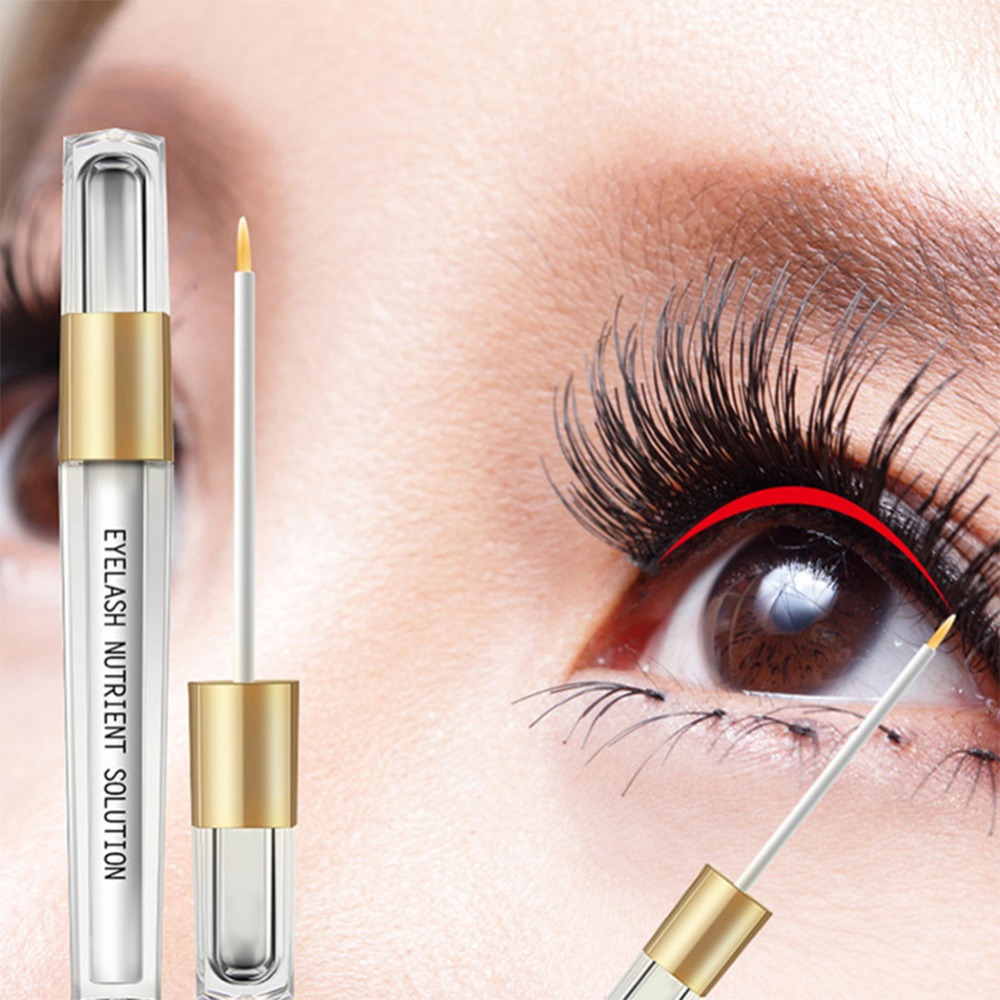 Eyelash Enhancer Eyelash Growth Serum Lash Brow Booster Serum