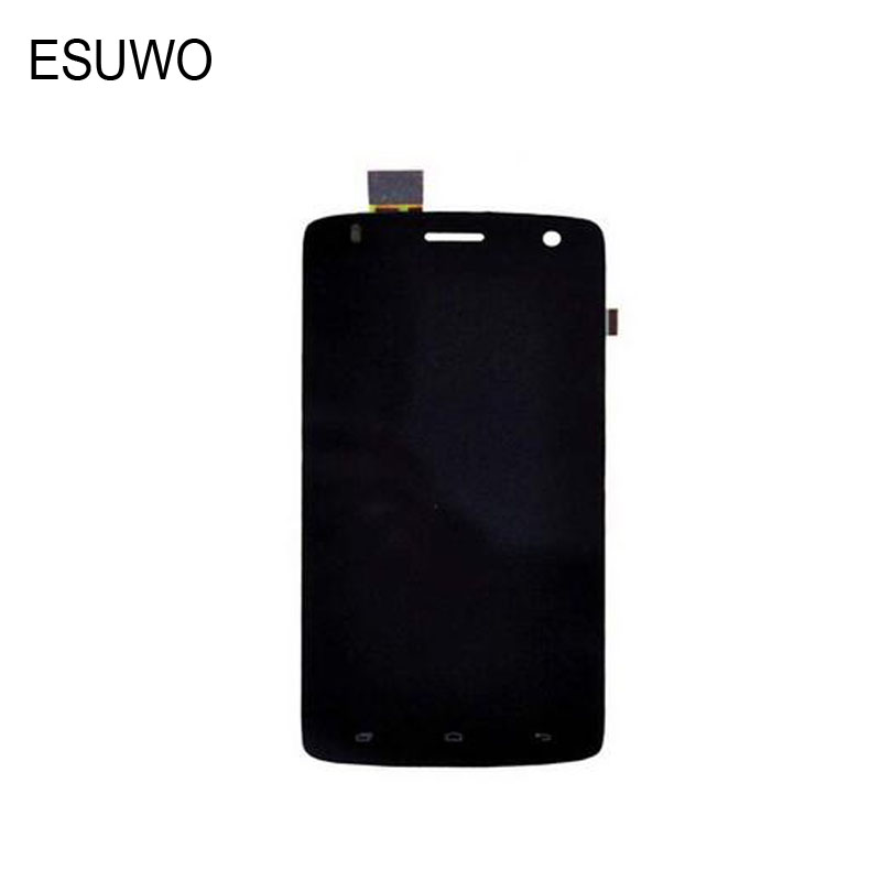 ESUWO Lcd With Touch For Fly Era Life 6 IQ4503 Full LCD Display Panel Digitizer Glass Assembly Replacement