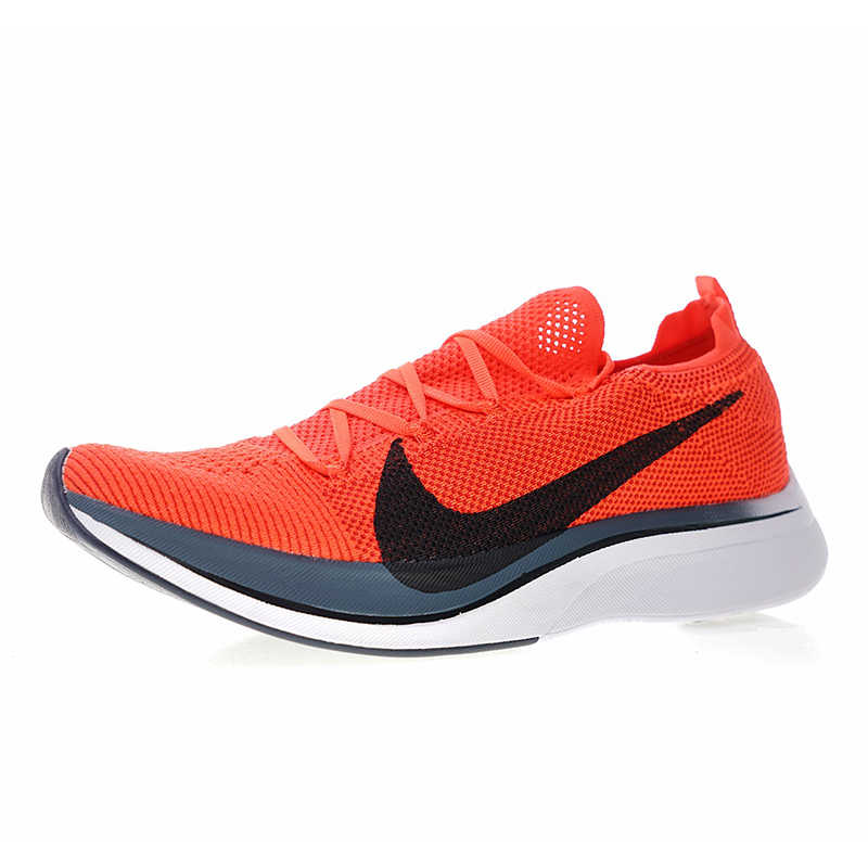 654b1e2ba31a ... Nike Vaporfly Flyknit 4% Men s Running Shoes Sport Outdoor Sneakers  Athletic Brand Designer Footwear 2018 ...