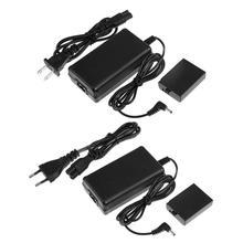 ALLOET ACK-E10 Мощность Adapter Kit Мощность адаптер Зарядное устройство с муфтой кабель Наборы для Canon DSLR Камера EOS 1100D 1200D X50T3