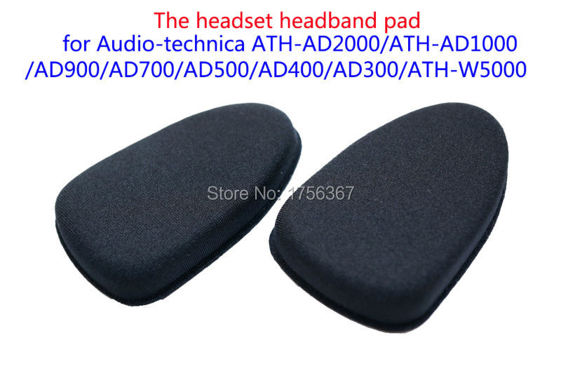 Headset headband pad for Audio-Technica ATH-AD900 ATH-AD700