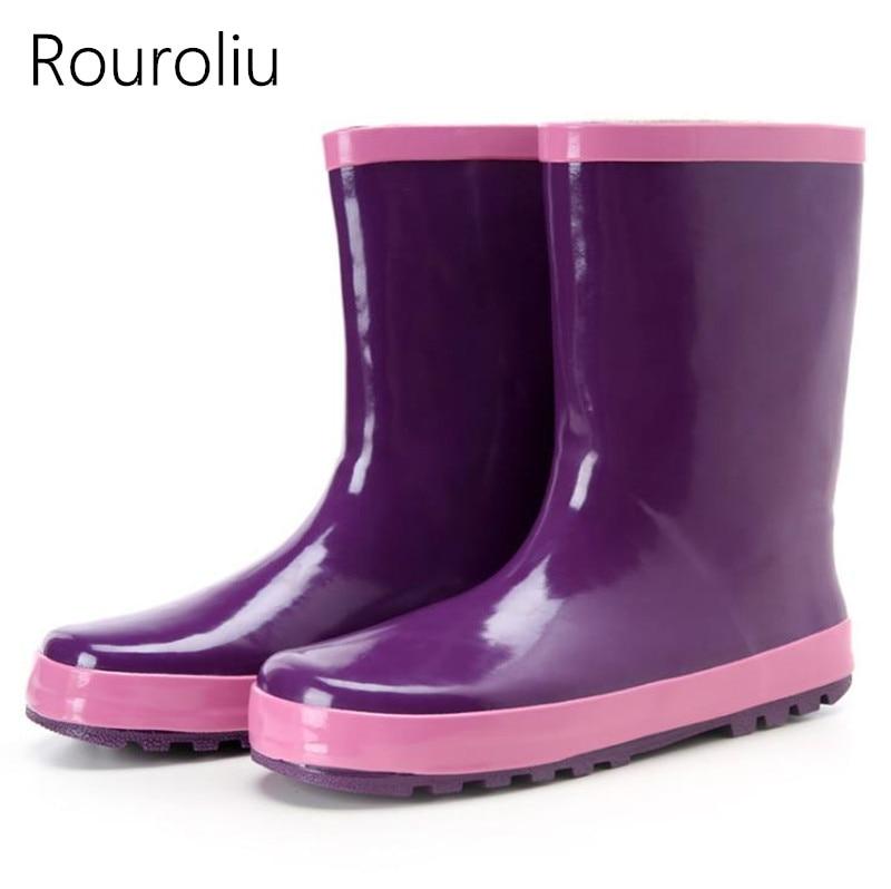 Popular Rubber Half Rain Boots-Buy Cheap Rubber Half Rain Boots ...