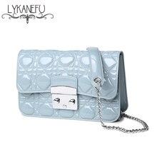 Candy Farbe Zipfel Mini Handtasche Crossbody Taschen für Frauen Kupplung handtasche Kette Tasche für Sommer Neue Sac ein Haupt Femme de Marque