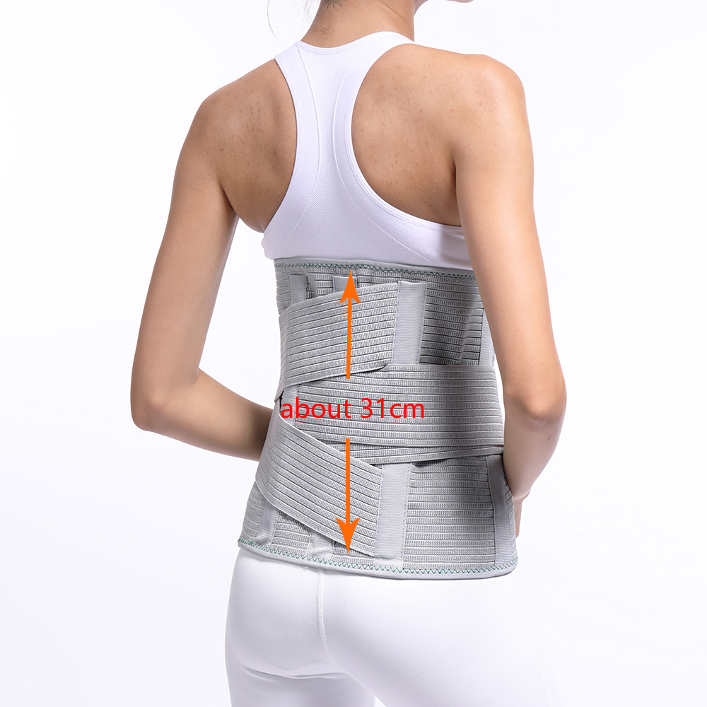 Medical Lumbar Support Back Brace Waist Belt Spine Support Men Women Belts Breathable Lumbar Corset Orthopedic Back Support