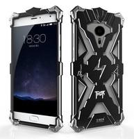 MEIZU PRO5 Case Original Design Armor Heavy Dust Metal Aluminum THOR IRONMAN Protect Phone Bags Case